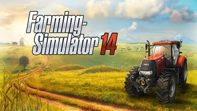 Мод Farming simulator 14